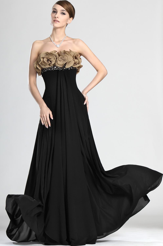 Je veux voir les robes de soirée pas cher Robe ceremonie noire