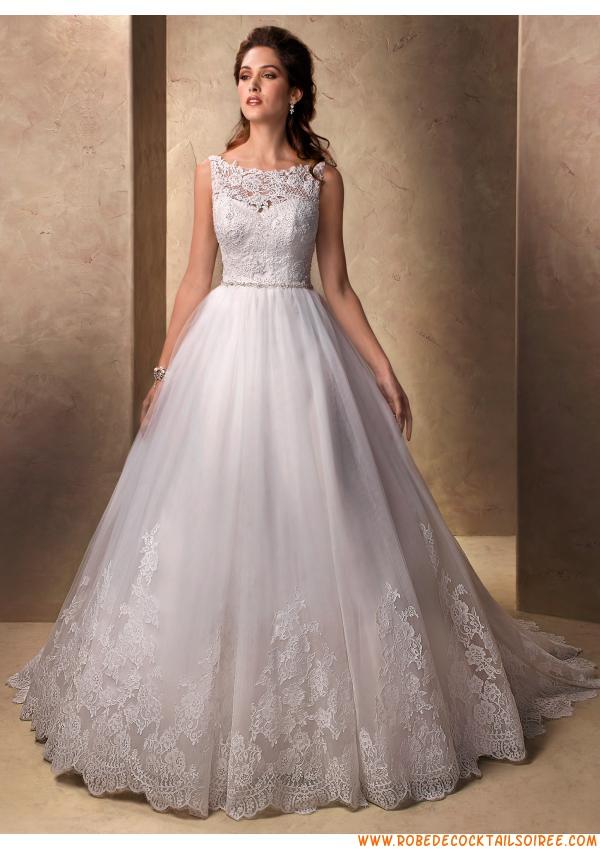 Robe blanche et mariage