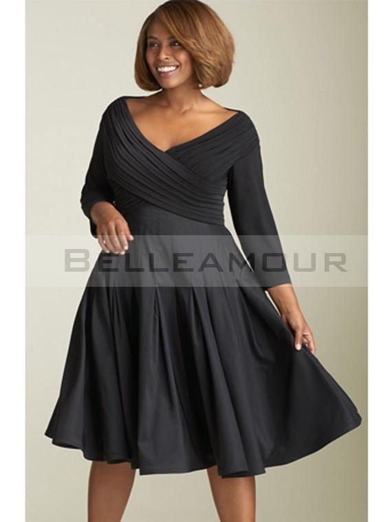 robe de cocktail taille empire pas cher les tendances de la mode fran aise de la saison 2018. Black Bedroom Furniture Sets. Home Design Ideas