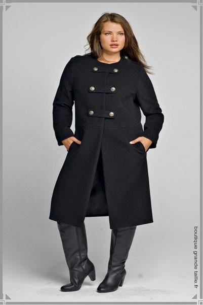 manteau grande taille photos de robes. Black Bedroom Furniture Sets. Home Design Ideas