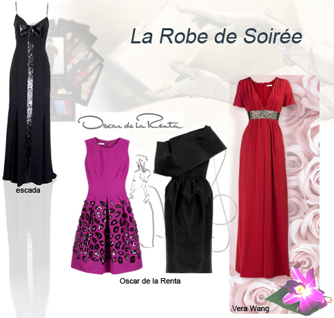 Robes de soiree magasins paris