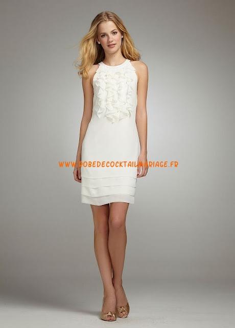 19d09c0ddca Robe blanche soirée robe ceremonie longue femme