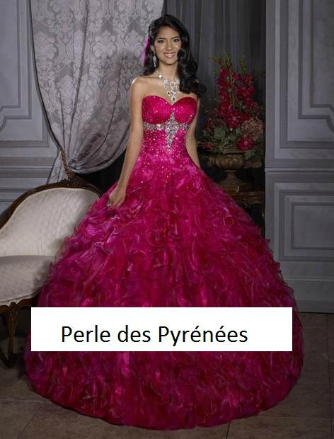 Robe de soiree princesse pas cher