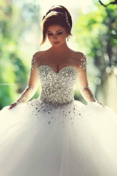 Les plus belle robe de mariee