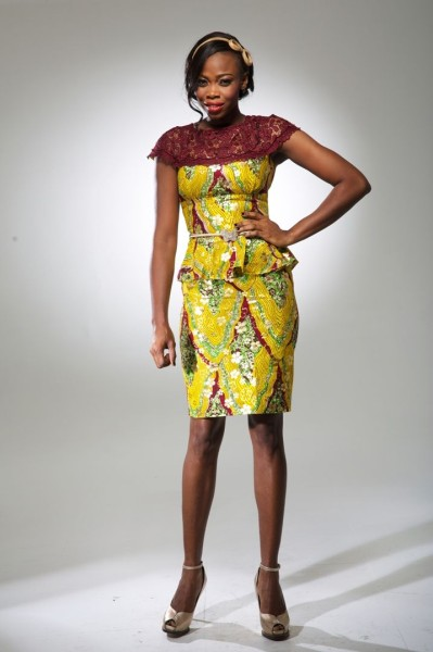 modele couture pagne africaine