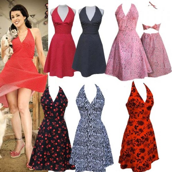 Robe pin up femme ronde photos de robes - Femme pin up ...