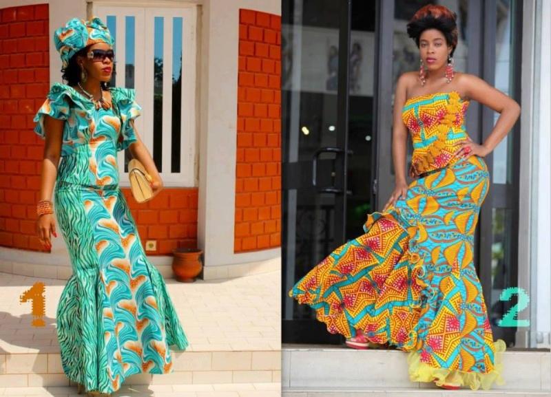 Je veux trouver une belle robe femme sexy et de bonne qualité pas cher ICI. Modele  pagne africain femme