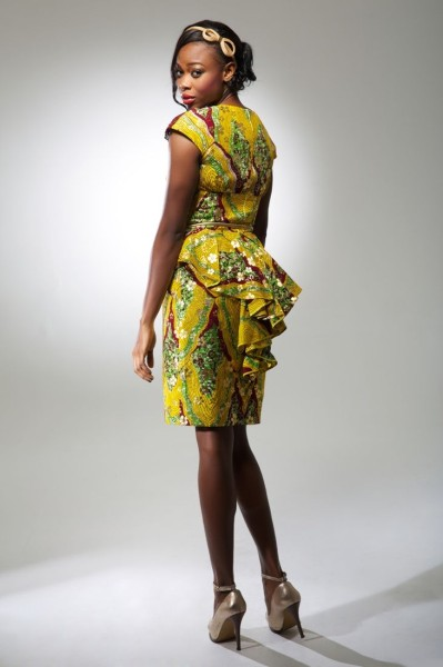 Super Mode de couture africaine - Photos de robes DM78