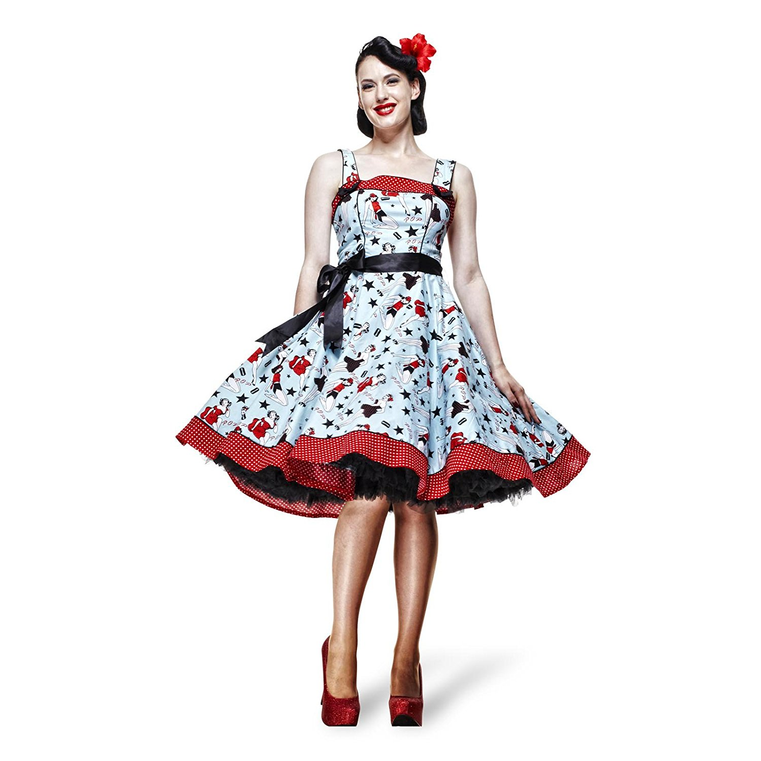 Vetement pin up ann e 50 photos de robes - Pin up annee 40 ...